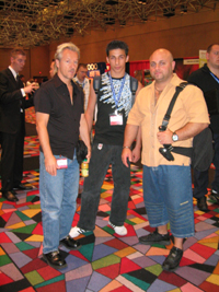 Some of the Aussie contingent at this year's MA SuperShow 2004